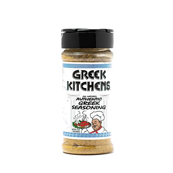 Greek Kitchens™ All Purpose Seasoning , 6 oz